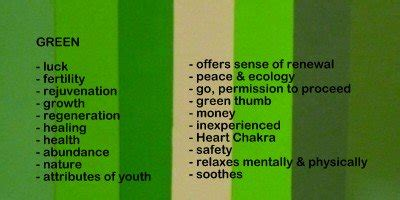 meaning of the color green use color meanings and symbolism in unique gift giving