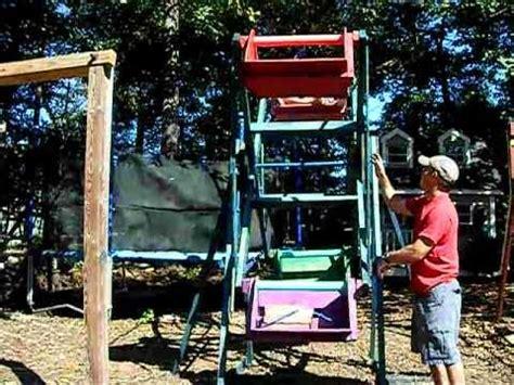 backyard ferris wheel backyard ferris wheel free plans below youtube