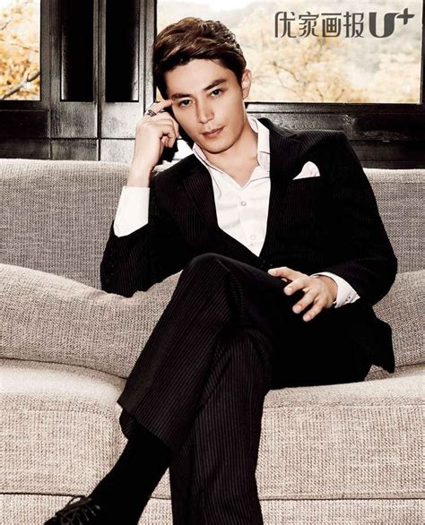 who is the asian man in the dare to be different cadillac commercials chinese actor wallace huo he s the lead in current