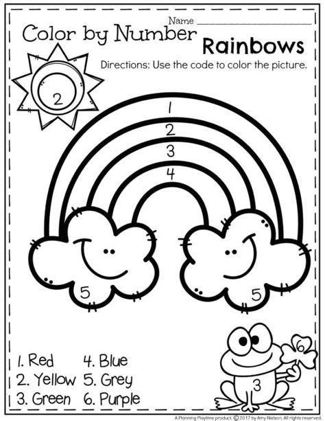 spring coloring pages in spanish march preschool worksheets free preschool worksheets