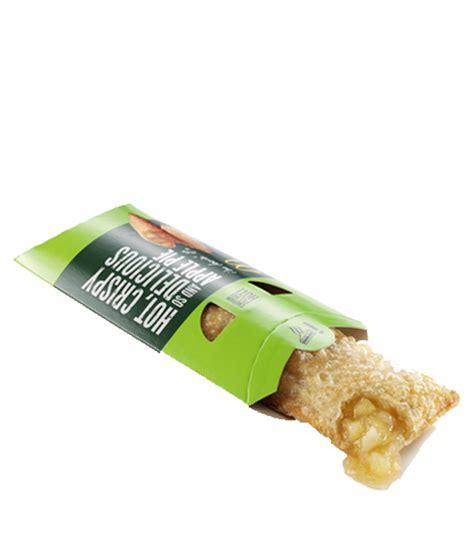 apple pie mcd product nutrition mcdonalds co uk