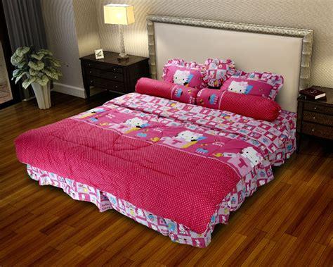 Bed Cover Single Katun Cvc Belladona Snowy Berkualitas panchine fatte con bancali