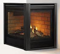 heat glo corner series gas fireplaces
