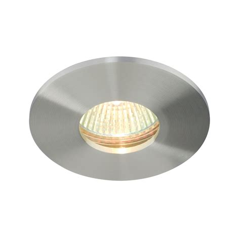 recessed bathroom lights saxby sh002 ip65 aluminium bathroom shower downlighter