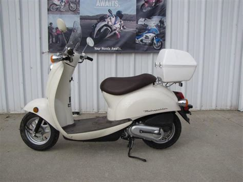 2009 Honda Metropolitan by Honda Metropolitan Motorcycles For Sale In Ohio