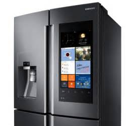 Door French Door Refrigerator Reviews - samsung family hub refrigerator now available with wi fi touchscreen and more