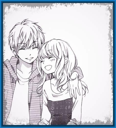 imagenes blanco y negro de anime descargar anime love imagenes imagenes de anime