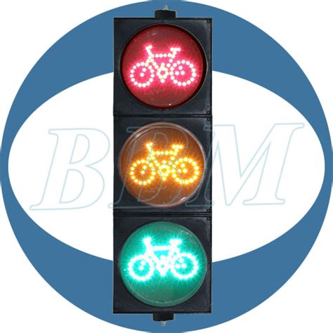 Traffic Light L by 200mm Traffic Signal Light Bicycle Light With Clear Lens