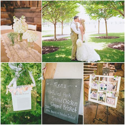 southern barn wedding at vive ranch rustic wedding chic