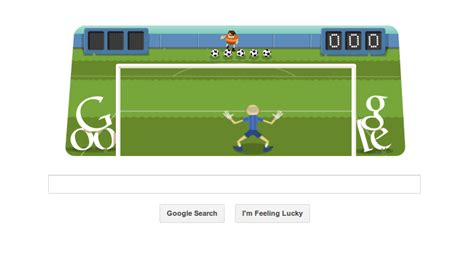 doodle quiz play the football goalie doodle for the