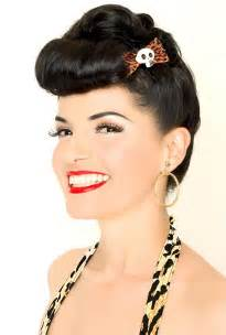 hair styles pinned up 50s pin up hairstyles for long hair short hair medium hair