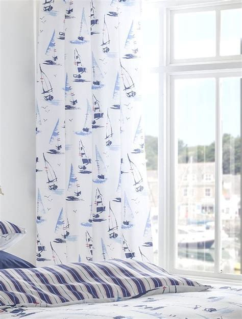nautical curtains and bedding nautical boats duvet cover bedding sets or eyelet curtains