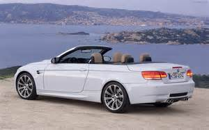 2008 Bmw M3 Convertible Bmw M3 Convertible 2008 Widescreen Car Photo 17 Of