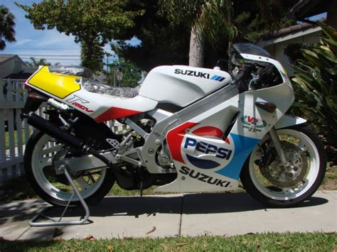 Suzuki Sp 600 For Sale 1989 Suzuki Rgv250 Sp Sportbikes For Sale