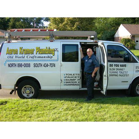 Kramer Plumbing by Aaron Kramer Plumbing Coupons Dayton Oh Near Me 8coupons