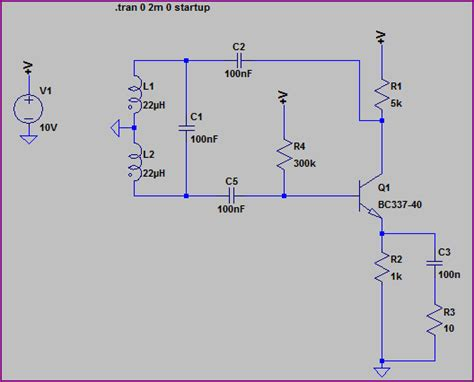 inductor oscillator circuit oscillator circuit using inductor 28 images oscillator working design using op low phase
