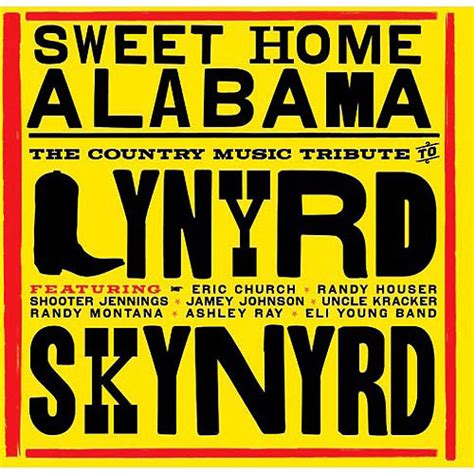 sweet home alabama country tribute album to lynyrd