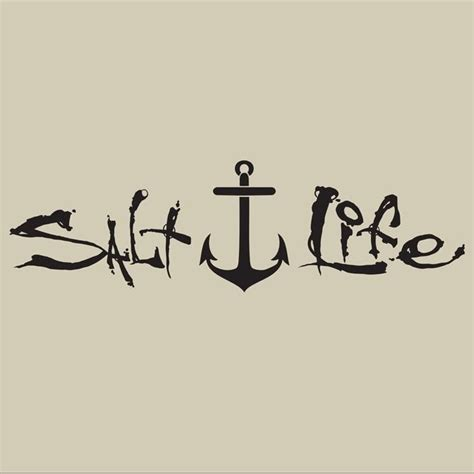 boat anchor decal signature anchor decal trucks cars pinterest salt