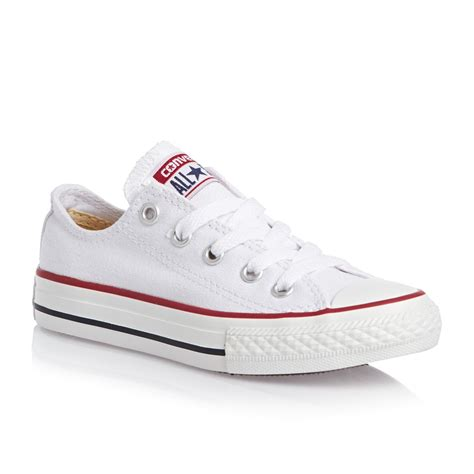 white converse shoes converse all ox shoes optical white surfdome us
