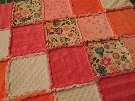 Easy Rag Quilt Patterns by Easy Rag Quilt Pattern Easy With Photos