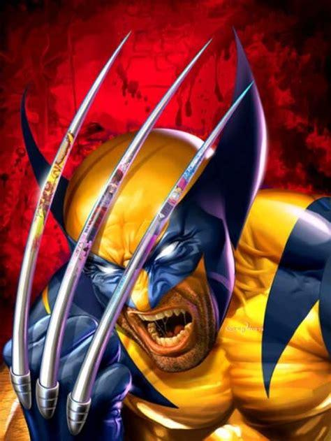 imagenes de wolverine vs superman lista los superheroes mas famosos en dibujos animados