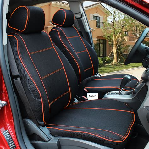 Cover Mobil Outdoor Honda Civic New Warna Polos aliexpress buy special breathable car seat cover for