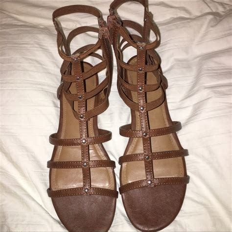 mossimo gladiator sandals 40 mossimo supply co shoes mossimo supply co