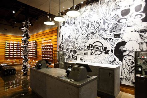 Garden State Mall Shoe Stores Converse Opens Mall Based Retail Store In New Jersey