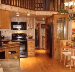 Attractive Wheelhaus #2: Large_cabin_loft_interior.jpg