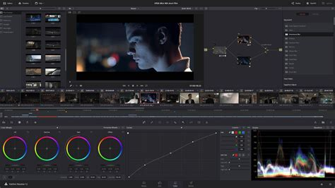 final cut pro video editing software free download blackmagic design unveils davinci resolve 12 5 3 cg
