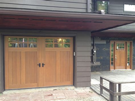Garage Door Springs Craftsman Craftsman Style Garage Door And Genie Garage Door Opener
