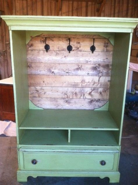 repurposed furniture ideas tv cabinet great way to repurpose a old tv cabinet cute for s