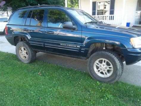 1999 Jeep Grand Limited Lift Kit Purchase Used 1999 Jeep Grand Lift Kit In Lake