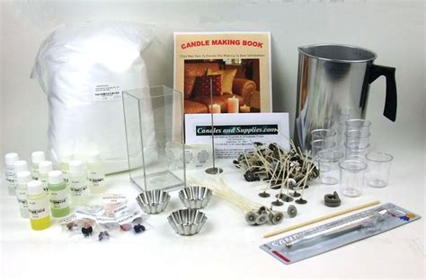 Candle Kits Granulated Wax Candle Kit Image Search Results