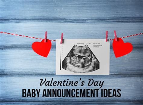 day baby photo ideas valentines day baby announcement ideas style by