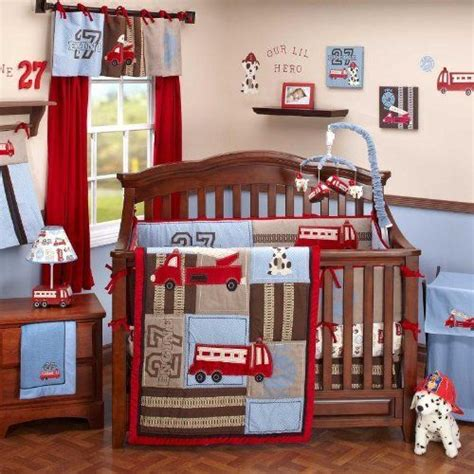 crown crafts bedding shop engine 27 6 piece baby crib bedding set by nojo by crown