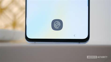 Samsung Galaxy S10 Fingerprint by Samsung Galaxy S10 Galaxy S10 Plus Galaxy S10e Announced