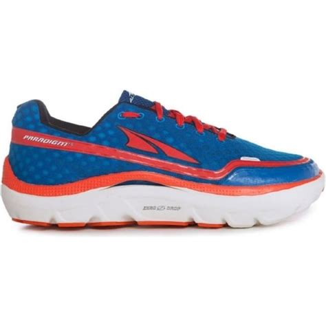 zero drop road running shoes the altra paradigm 1 5 in navy and for at