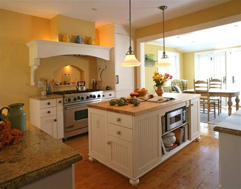 Country Kitchen Lighting Country Rustic Kitchens Home Design
