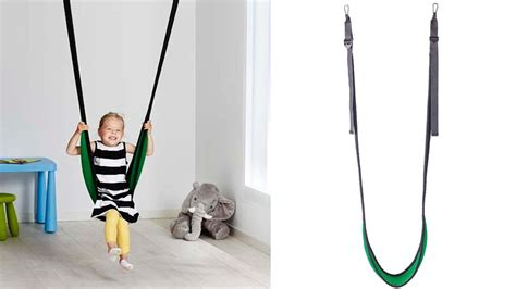 ikea indoor swing ikea recalls children s swing because of fall hazard