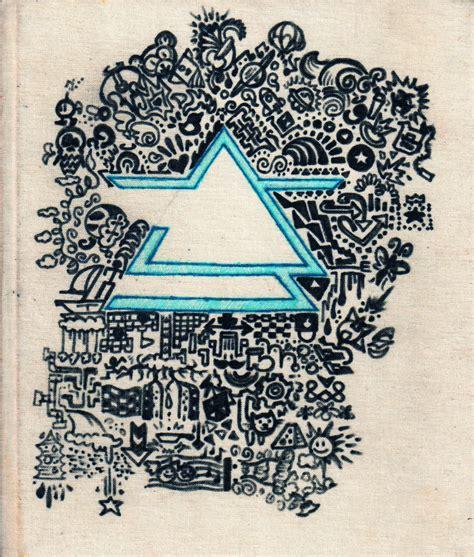 sketchbook cover design my sketchbook cover by bluebandanajake on deviantart