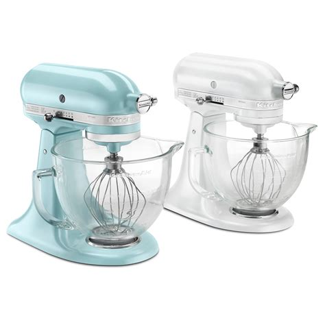 designer kitchen aid mixers amazon com kitchenaid ksm155gbeb artisan designer series