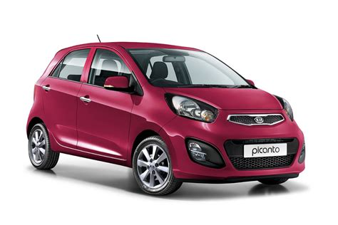 Kia Picanto Uk Kia Picanto Girly Color Uk Images Uk Kia Picanto Gets