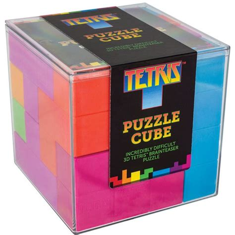 Puzzle Tetris by Tetris Puzzle Cube Iwoot