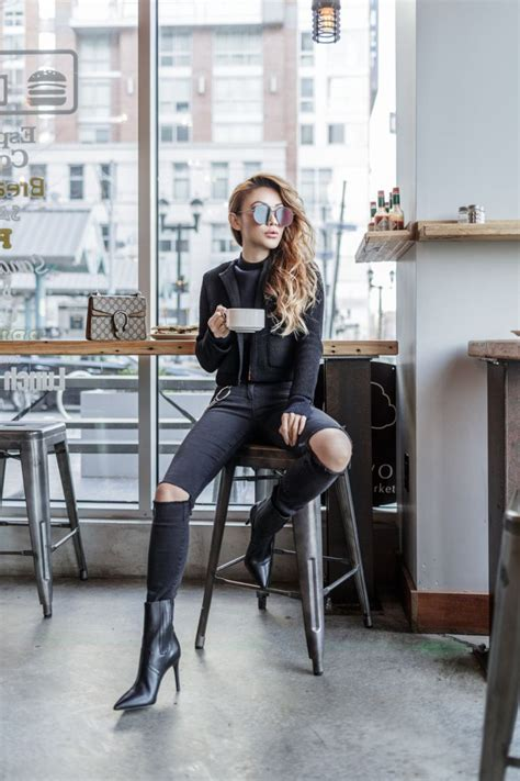 All Black Wardrobe by 25 Best Ideas About All Black On All