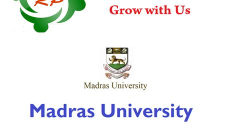 Madras Mba Result June 2017 by Madras Results Nov 2016 Ug Pg Distance