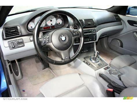 Bmw Grey Interior by Grey Interior 2002 Bmw M3 Coupe Photo 40849025 Gtcarlot