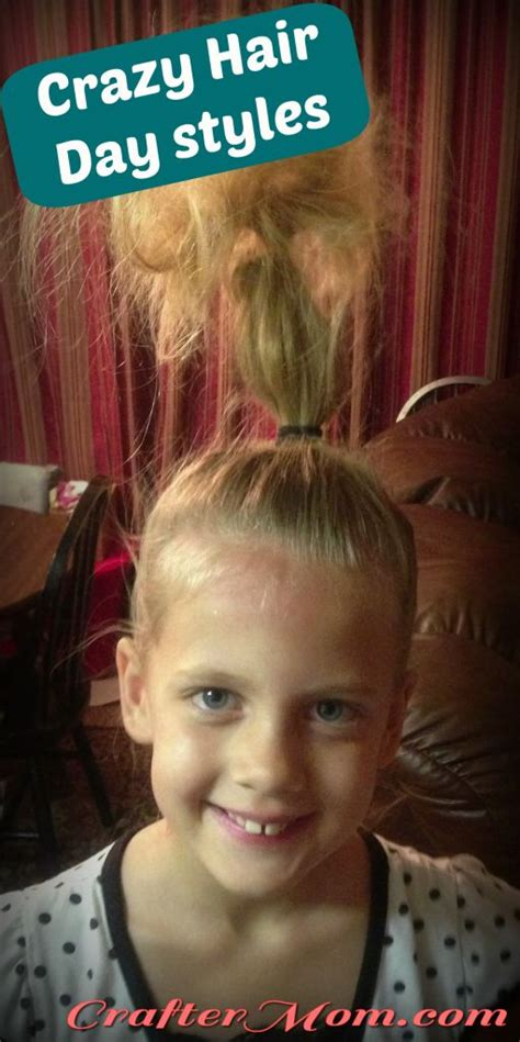crazy hair day hairstyle princess hairstyles 17 best images about crazy hair day for the kiddies on