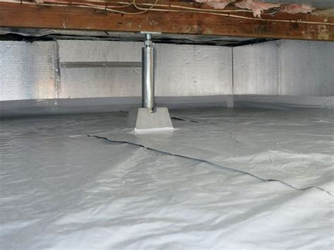 Crawl Space Cleanup   Vaughan, Markham, Mississauga