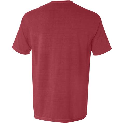 crimson comfort colors comfort colors 6030 garment dyed heavyweight ringspun